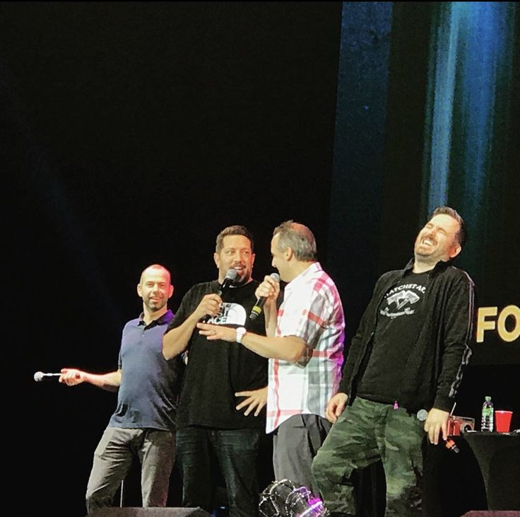 Impractical Jokers Live!So I've been a bit quiet recently, but I've just had so much on with working full time & going to college to get my degree! But I saw the guys on tour last night and as per...