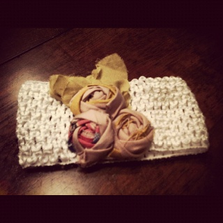Baby girl headband: Baby Girl Headbands, Baby Ideas, Baby Girls