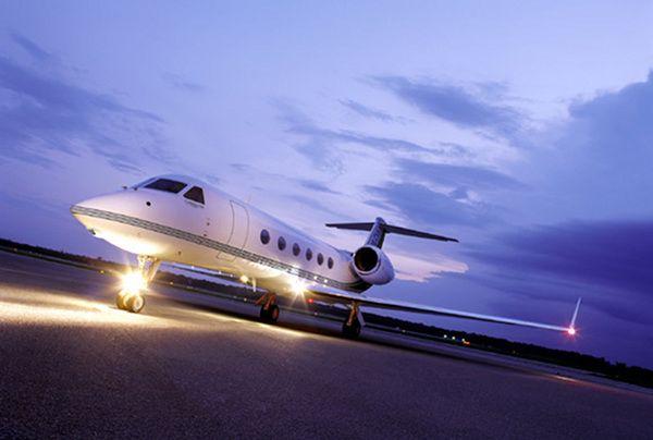 Jet privé Gulfstream G450