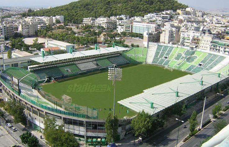 Apostolos Nikolaidis Stadium - Panathinaikos FC
