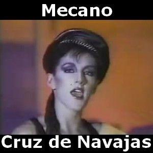 Mecano - Cruz de Navajas