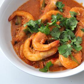 Singapore Chilli Prawns | I ️ Seafood! | Pinterest