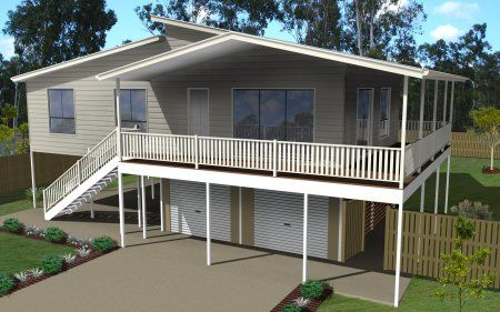 2 Storey House Floor Plans