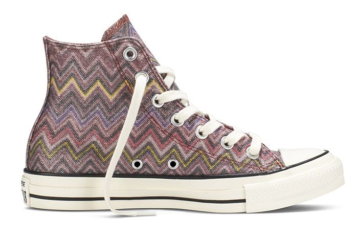 Oh Hello, Shoe of Our Back-to-School Dreams: Missoni Teamed Up with Converse and It. Is. Major.