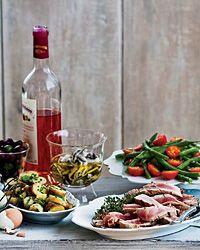 French Riviera Party - French Riviera Party from Food & Wine