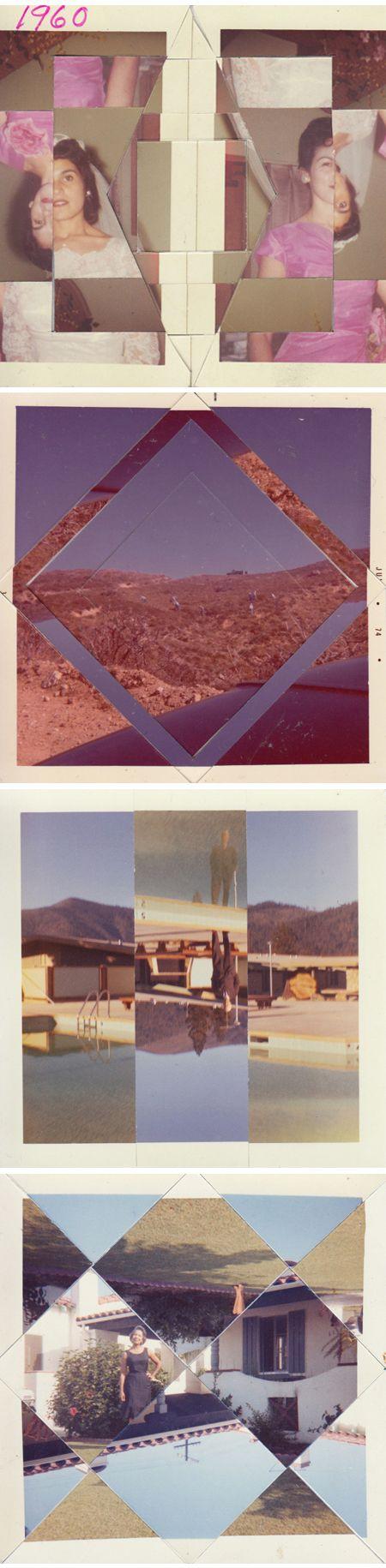 "Randy Grskovic : ""Found Photographs I"" series"