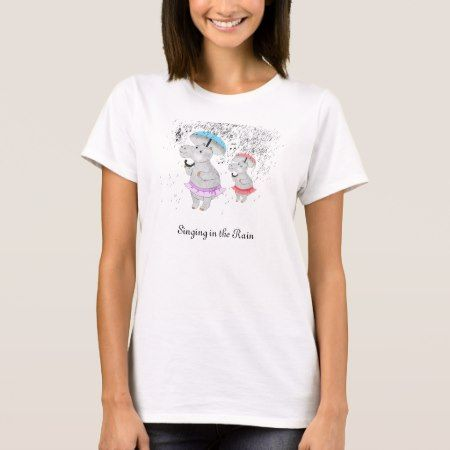 Two Little Hippos Shirt - click to get yours right now!