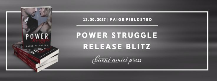 Abibliophobia Anonymous                 Book Reviews: **RELEASE BLITZ With Giveaway**  Power Struggle by...