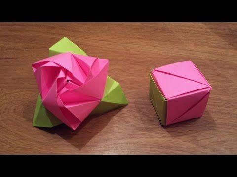 折り紙で遊ぼう!幾何学おもちゃの折り方・作り方 | Handful