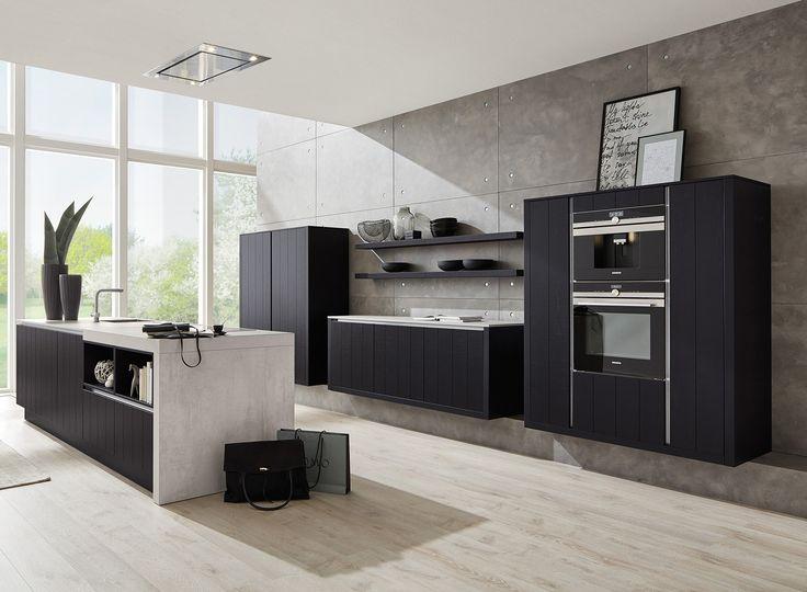 11 best Industrie-Stil Küchen images on Pinterest Kitchen ideas - küche magnolia hochglanz