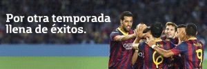 Movistar partner oficial del Futbol Club Barcelona