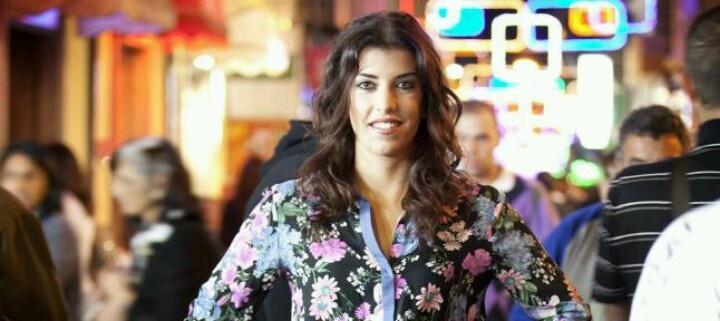 Candidata a Reina del Carnaval de Santa Cruz de Tenerife 2013 - Regina Ramos Darias Fantasía: Mármara Representa: Mc Donald's y La Opinión de Tenerife Diseñador: Daniel Pagés