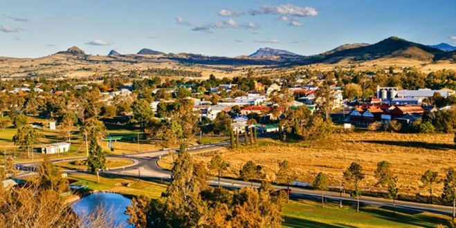 Secrets of the Scenic Rim Walking Holiday. South East Queensland Walking Tours