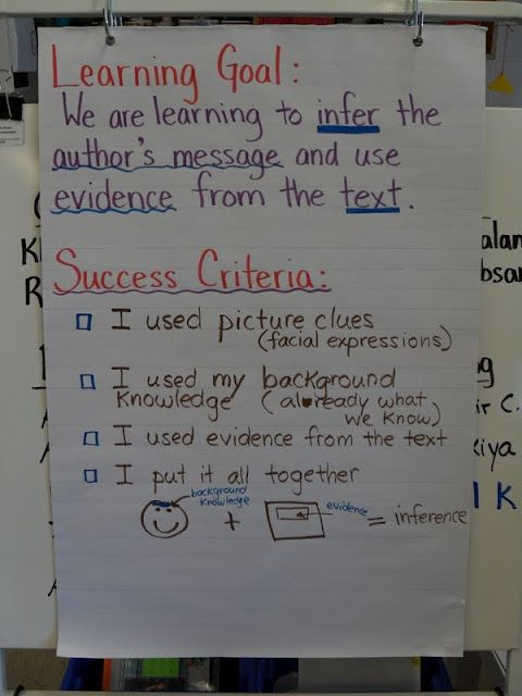 What is our learning vs. what is the product we will end up with. I love this dea...instant rubric/evaluation tool and it makes the assessment transparent to students!!!
