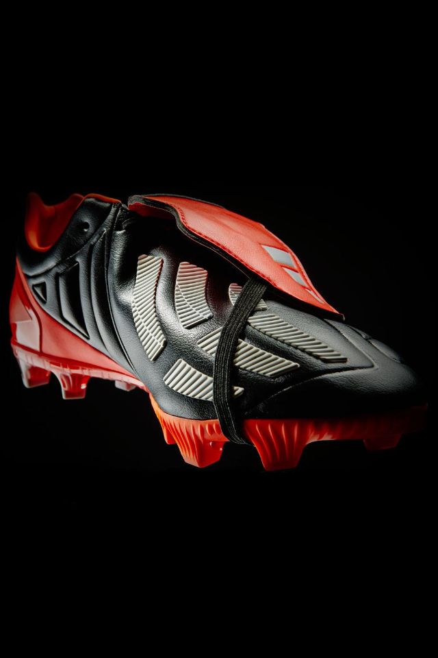 Can't believe Iv missed out... A remake of the greatest boots of all time ADIDAS PREDATOR MANIA TRUE LOVE