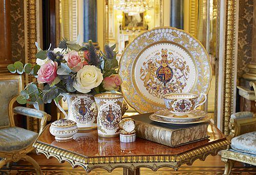 Queen Elizabeth II Diamond Jubilee China