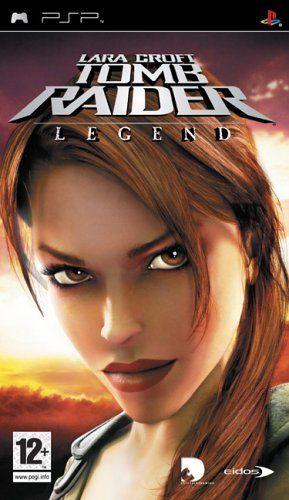 Lara Croft Tomb Raider: Legend (PSP) - http://www.cheaptohome.co.uk/lara-croft-tomb-raider-legend-psp/