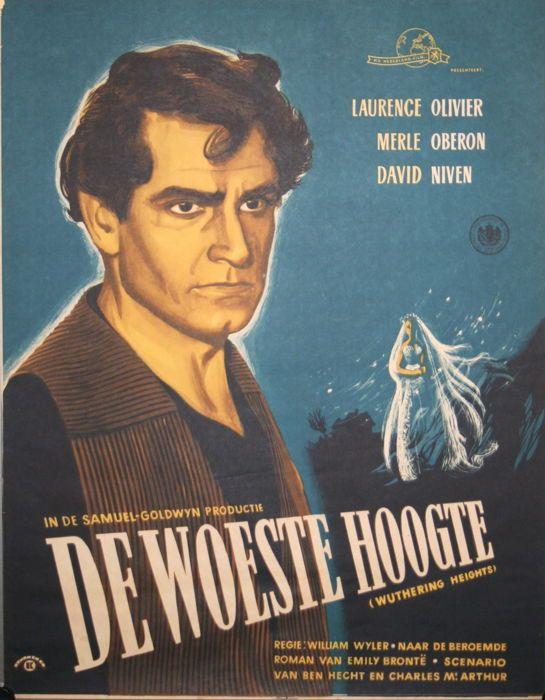Online Veilinghuis Catawiki Anoniem Wuthering Heights De Woeste Hoogte 1947