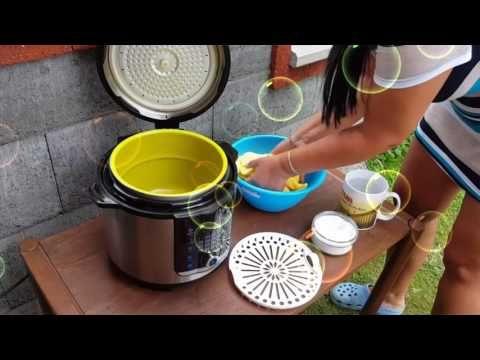 Combivar - Brambory v páře - YouTube