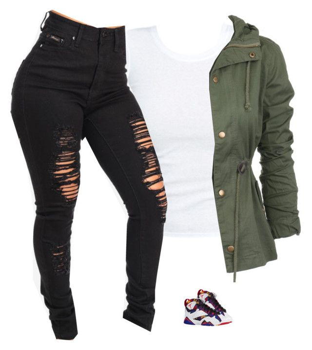 """""""Untitled #761"""" by prettygirlnunu ❤ liked on Polyvore featuring women's clothing, women's fashion, women, female, woman, misses and juniors"""