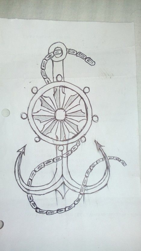 1000 Images About Tattoos For Marine Engineer On Pinterest Gears And Anchors