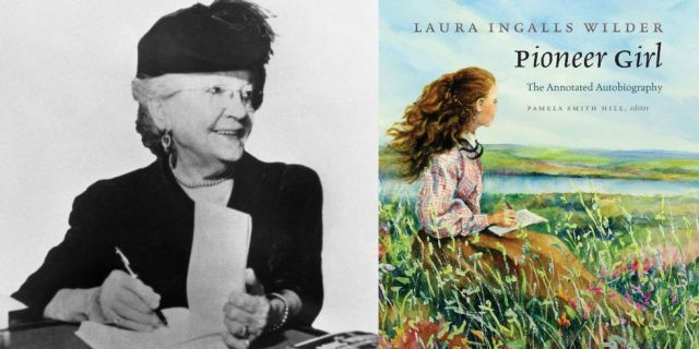 Everybody Wants Laura Ingalls Wilder's Autobiography!