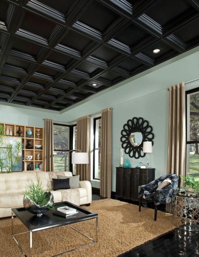 Vorschlaege wandgestaltung wohnzimmer mit stein for Wohnzimmer komplett neu gestalten ideen