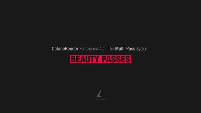 Introduction to the Multi-Pass system in OctaneRender for Cinema 4D. Part 1 -  Beauty Passes.  Want to learn more about OctaneRender? Visit http://inlifethrill.com/trainings/octane_render_for_cinema_4d/