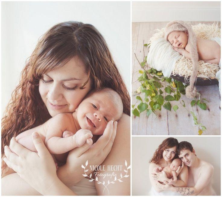 Babyfoto, Lachendes Baby, Neugeborenenfotografin,