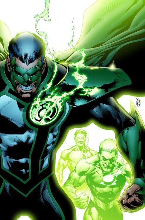 Green Lantern (Kyle Rayner) - Green Lantern Wiki