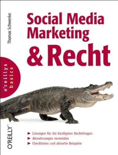 O'Reillys basics: Social Media Marketing und Recht von Thomas Schwenke, http://www.amazon.de/gp/product/3868991425/ref=cm_sw_r_pi_alp_aymUqb0W4D8DW