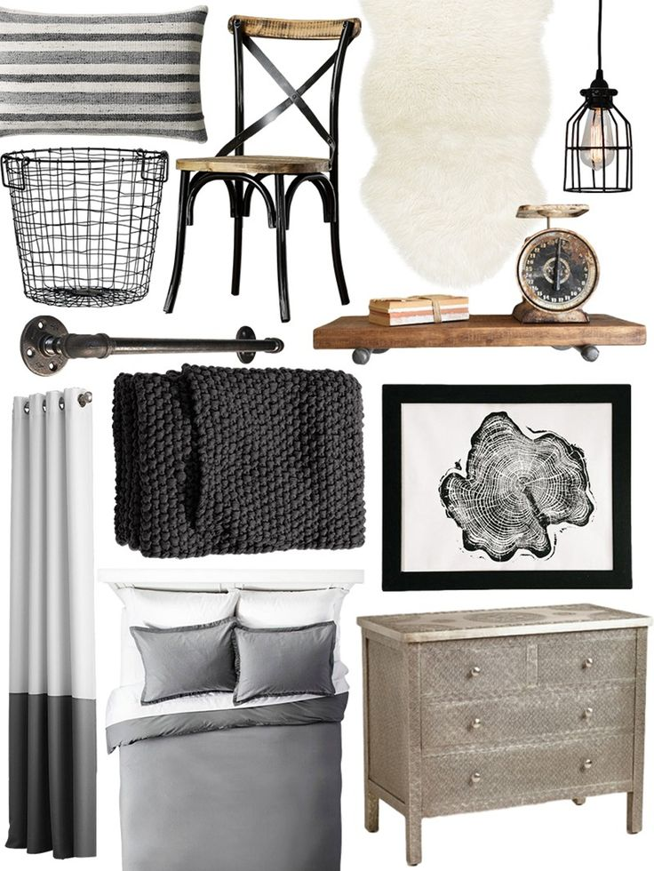 Best 25+ Industrial bedroom furniture ideas on Pinterest ...