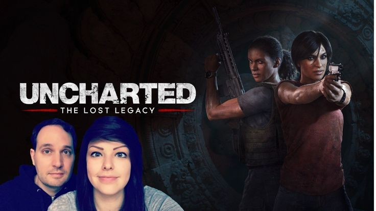 We're playing the new Uncharted now @ twitch.tv/haribokart  Excited! #UnchartedTheLostLegacy #PS4Pro #SupportSmallStreamers #Twitch