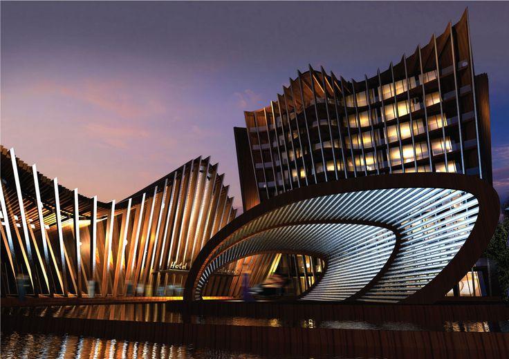 Hotel Liesma by Jevgenijs Busins Liva Banka