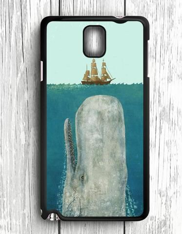 Whale Whale Terry Fan Samsung Galaxy Note 3 Case
