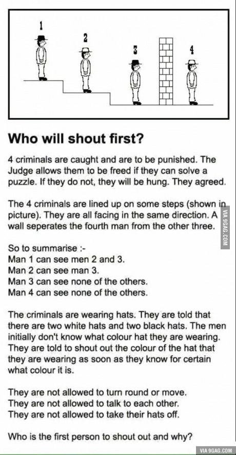 Who will shout first? << the judge