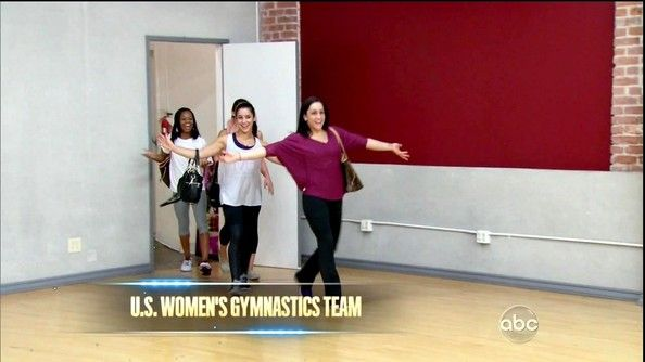 McKayla Maroney Photos Photos - Dancing with the Stars' final three contestants face off with the first two of three dances, including a supersized freestyle dance.  This is the start of finals week for DWTS. - Dancing with the Stars