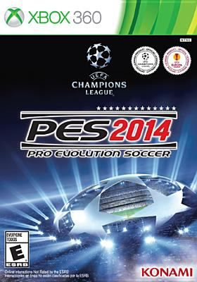 PES 2014 : pro evolution soccer - PS3 & XBox