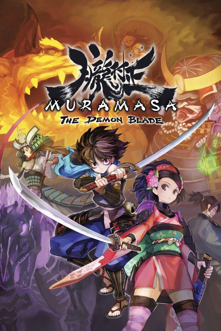 Muramasa The Demon Blade Wallpapers Wallpapers 2020 Muramasa