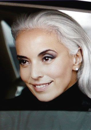 Yasmine Rossi I Hope I Look This Pretty When I Get Old