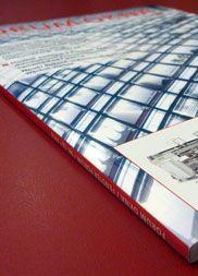 Buchrücken Klebebindung DIN A4 Katalog