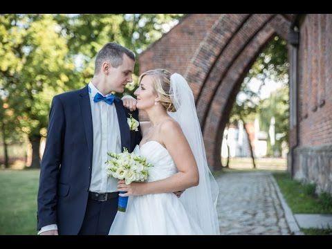 Tydzień z Jaśniutką, dzień 1, Relacja ze ślubu:)