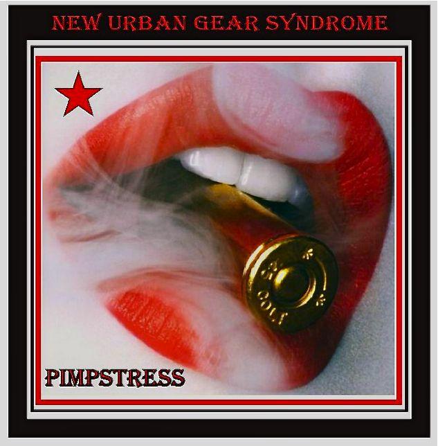 colt 45 kiss new urban gear syndrome's Pimpstress design