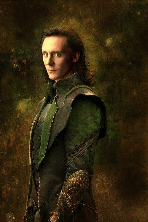Loki. I'm so glad this character is returning in future Marvel movies.