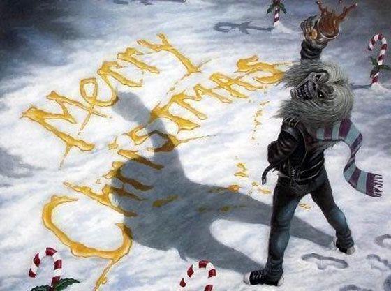 Top 10 Metal Christmas Songs \m/ Have a Metal Christmas!!!