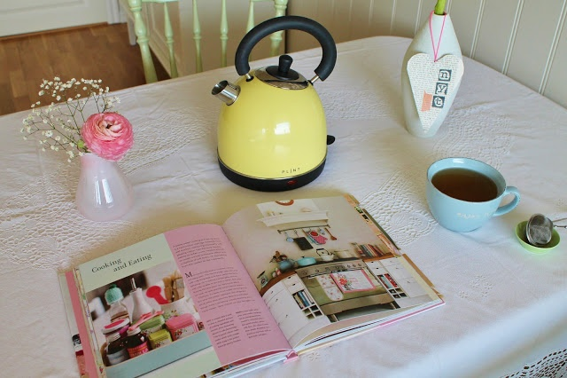 Pretty pastel kettle from Plint <3!
