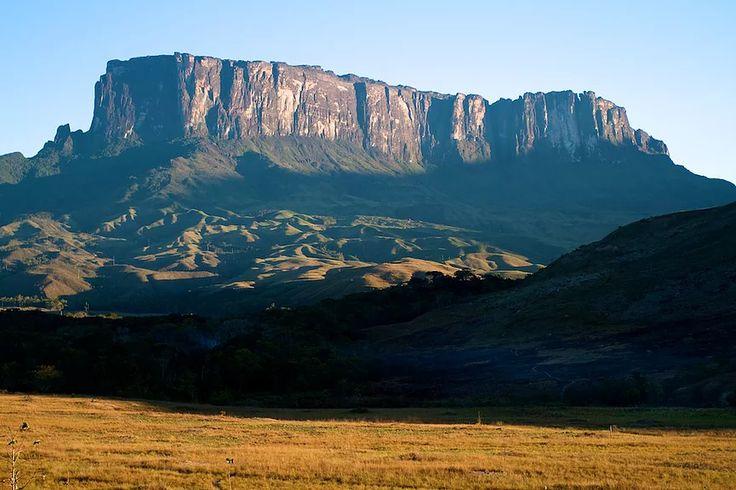 Le Mont Roraima au Vénezuela | Globe-Trotting, préparez-vous à voyager !