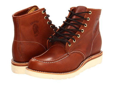 Renegade Moc Toe Wedge / Chippewa Boots: Renegade Moc, When Wedges, Wedges Tans, Moc Boots, Tans Renegade, 199 Chippewa, Chippewa Boots, Moc Toe, Rad Boots