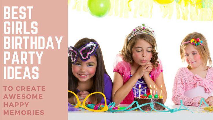 gilrs birthday party ideas, kids birthday party ideas, birthday party venues