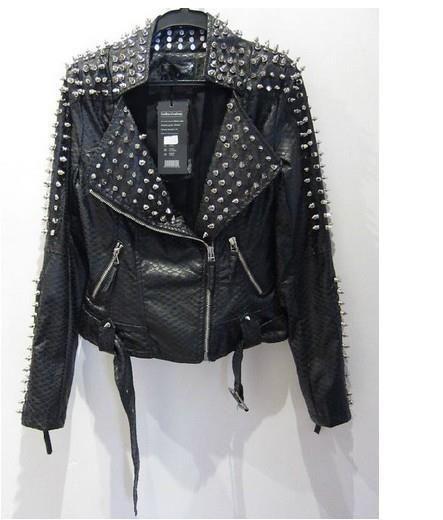 Куртка с шипами стоимость